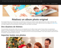 Screenshot photographie-noir-et-blanc.com